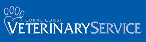 Coral Coast Veterinary Service Logo